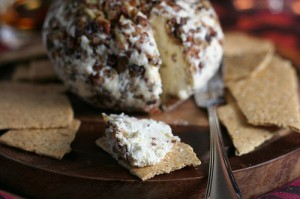 bourbon bacon cheese ball