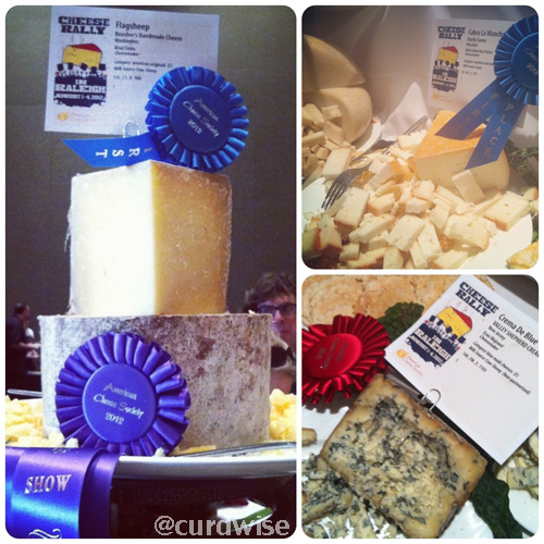 @curdwise at festival of cheese 2012