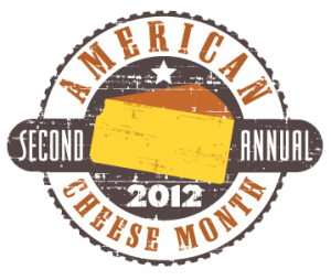 american cheese month 2012