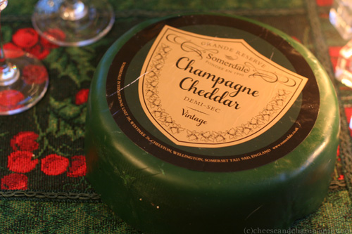 whole foods champagne cheddar
