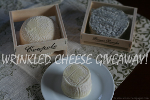 Vermont Creamery cheese giveaway