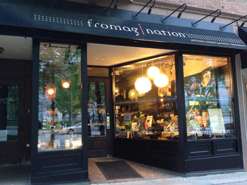 Fromagination, Madison