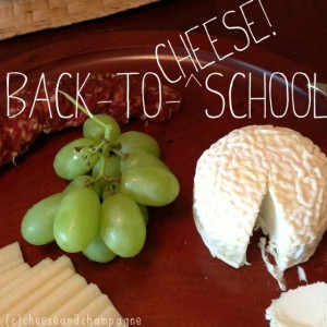 Back to Cheese School with CheeseandChampagne.com