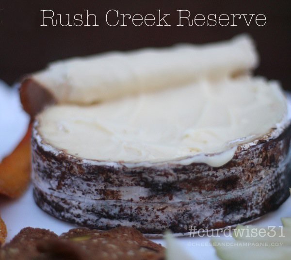 Rush Creek Reserve, Uplands Cheese | cheeseandchampagne.com
