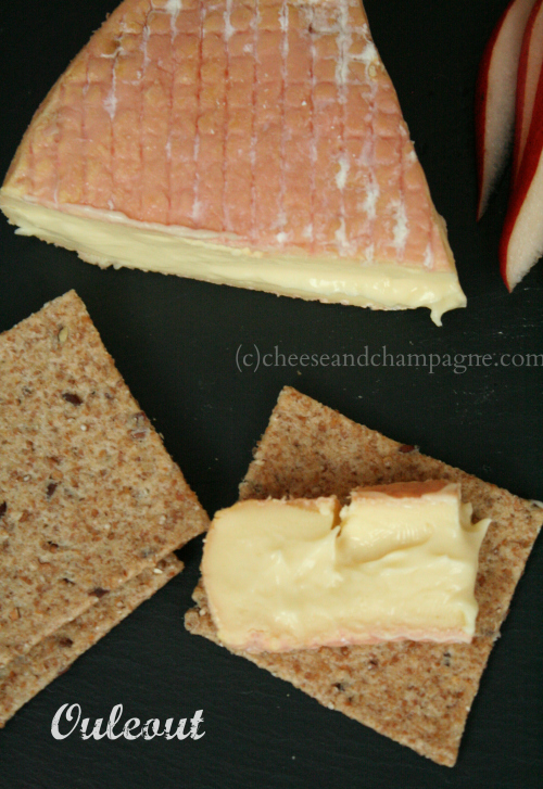 Ouleout cheese | cheeseandchampagne.com