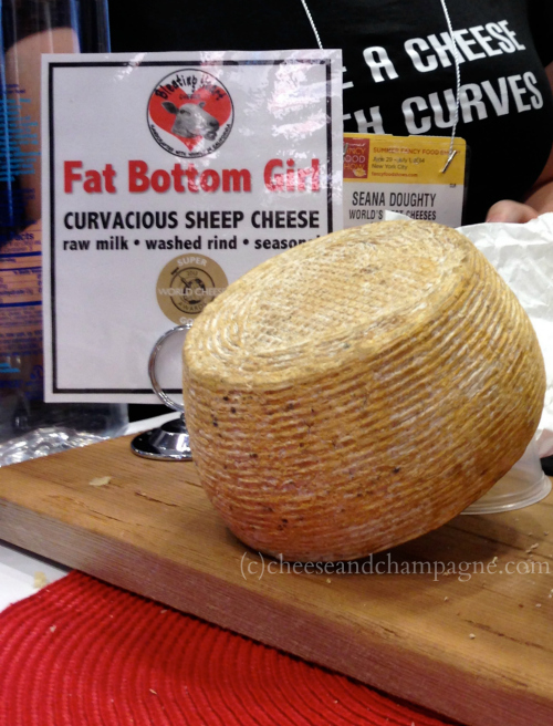 Fat Bottom Girl | cheeseandchampagne.com
