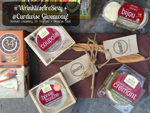 Vermont Creamery giveaway | cheeseandchampagne.com