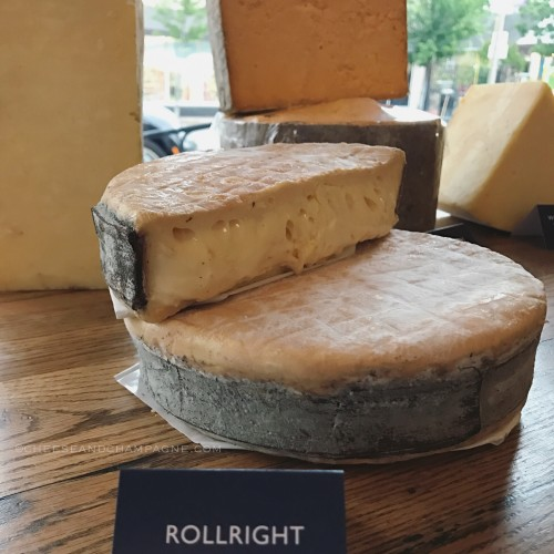 Rollright | Neal's Yard Dairy | cheeseandchampagne.com